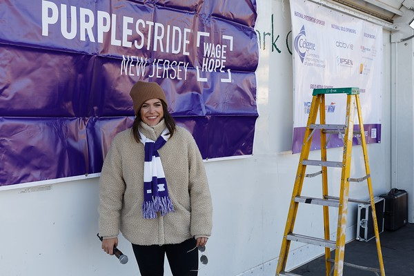 PurpleStride, the walk to end pancreatic Cancer