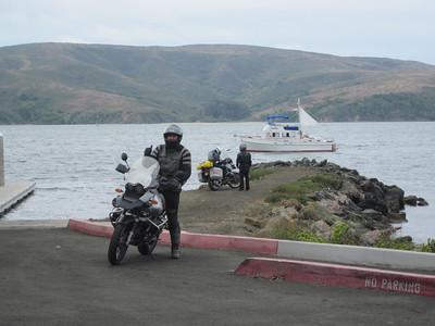 Lu Fei Visits the North Bay