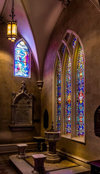 Grace Church Babtistry