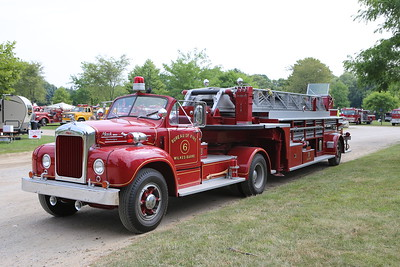 2019 FRANKENMUTH MI  FIRE MUSTER