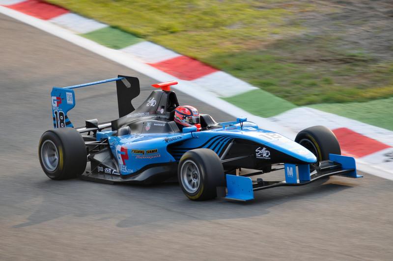 F1 Gran Premio Santander d'Italia - GP3 Practice Session