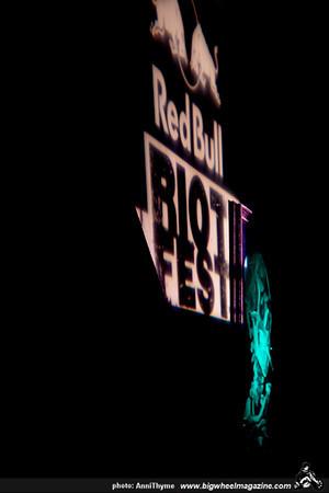 Teenage Bottlerockets - at Cobra Lounge - Chicago, IL - October 7, 2011