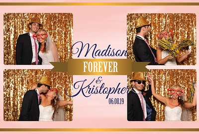 Madison and Kristopher - The Parador -6.08.2019