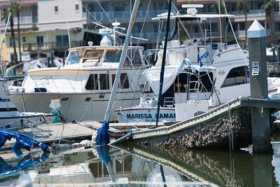 083117 Port Aransas - Hurricane Harvey Damage