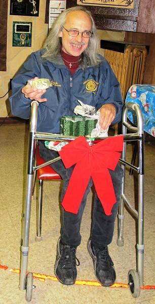 Kids Christmas Party, American Legion, Tamaqua (12-21-2013)