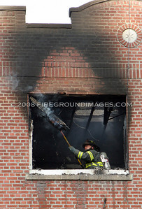 Manor Ave. Fire (Bronx, NY) 7/16/07