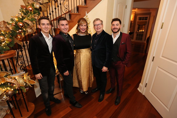 Wilson's Holiday Party 2019 [Photography] (12/21/19)