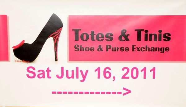Kozy Kreation's Totes & Tinis Shoe & Purse Exchange