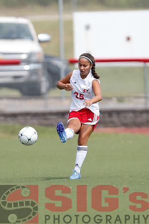 09-05-15 BHS Girls Varsity Soccer vs Liberty