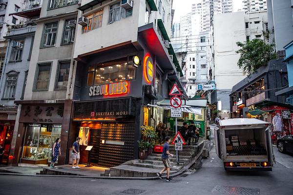 Sheung Wan - Hollywood Road