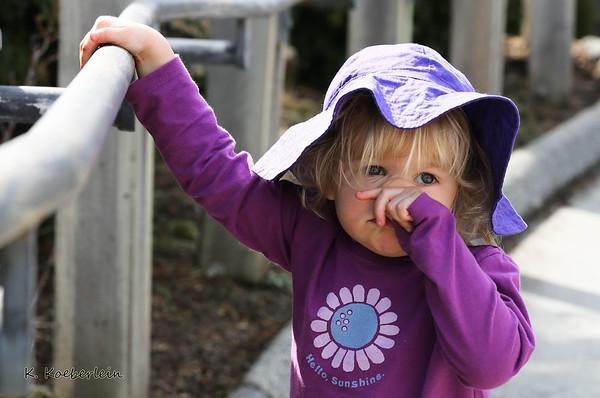 Amelia At The Zoo
