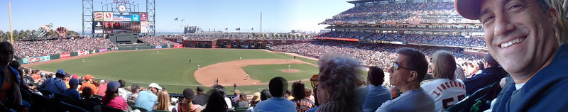 Giants v Padres 8/14/10