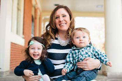 Rachel + Kiddos