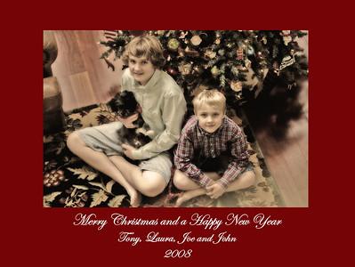 2008 Christmas Portraits