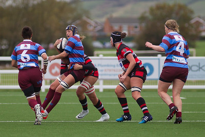 Cheltenham Rugby - Ladies - Season 2018-2019