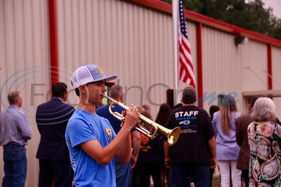 9/11/18 Chapel Hill FFA Hosts 2nd Annual 9-11 Ceremony by Jim Bauer  & Sarah Miller