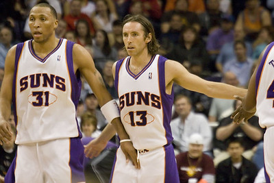 Suns Rockets 2006
