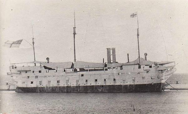 RN DEPOT SHIPS