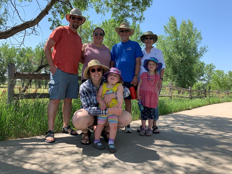 Hike 8: Poudre River