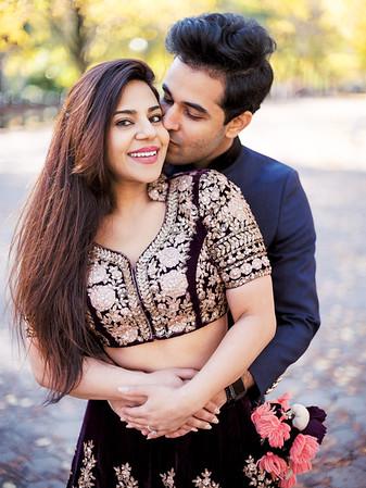 18.11.7 Ankita & Dhruv