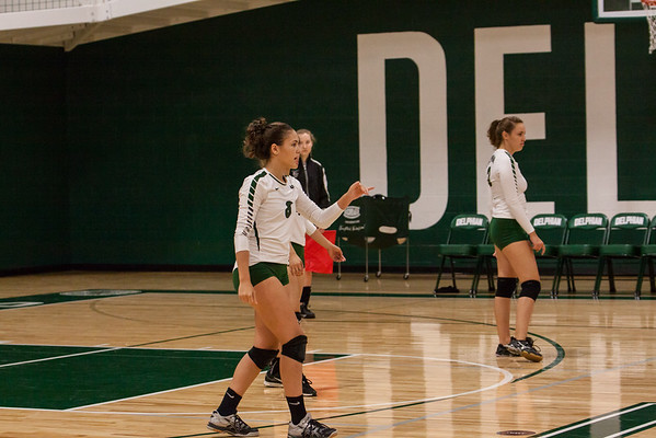 Varsity Volleyball Vs Gaston