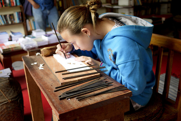 Craft Classes in Luang Prabang