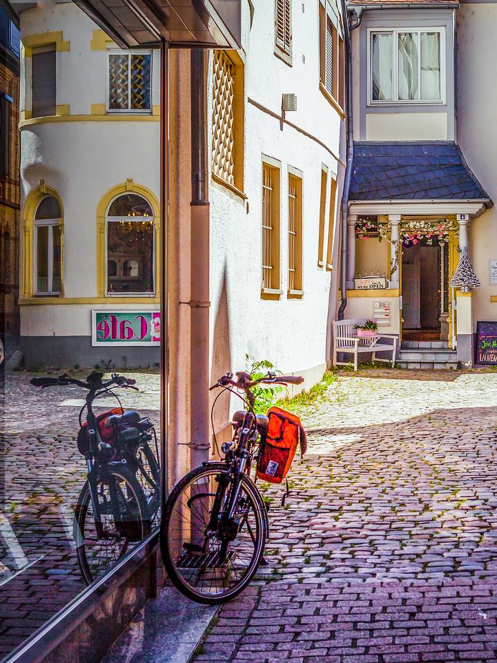 德国施派尔(Speyer),小城街景