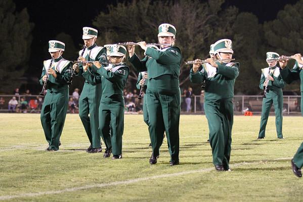 2013-Sep-13 Homecoming Halftime