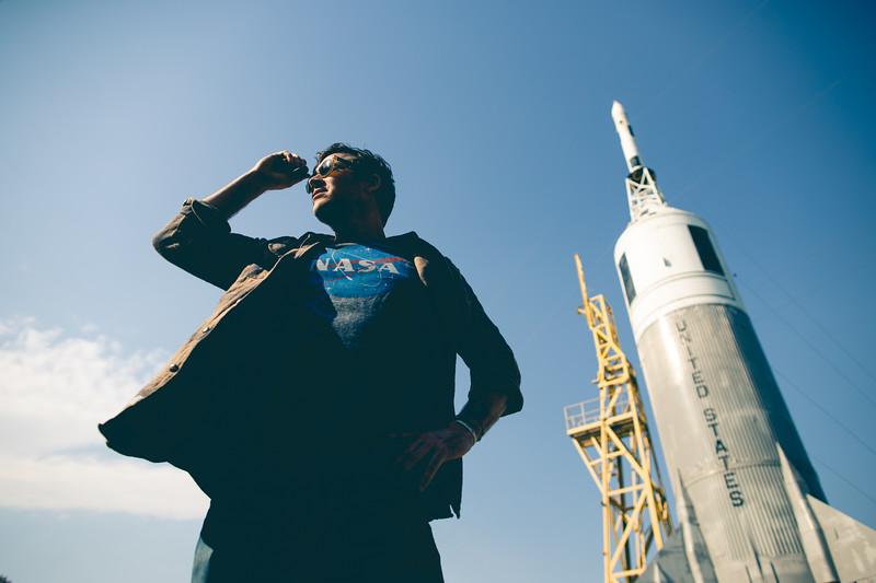 Clayton Anderson - NASA