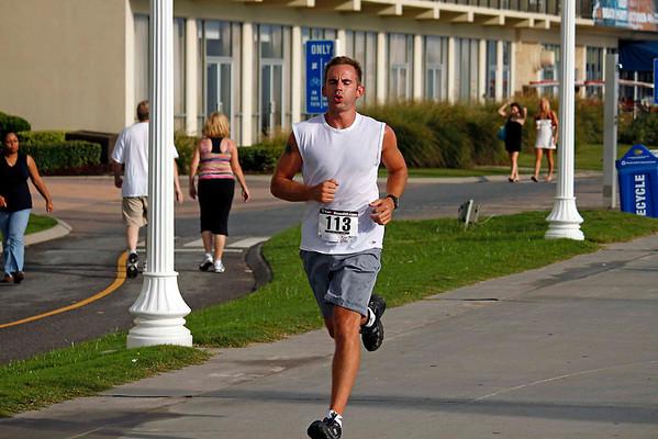 ECSC 5K Run 2009
