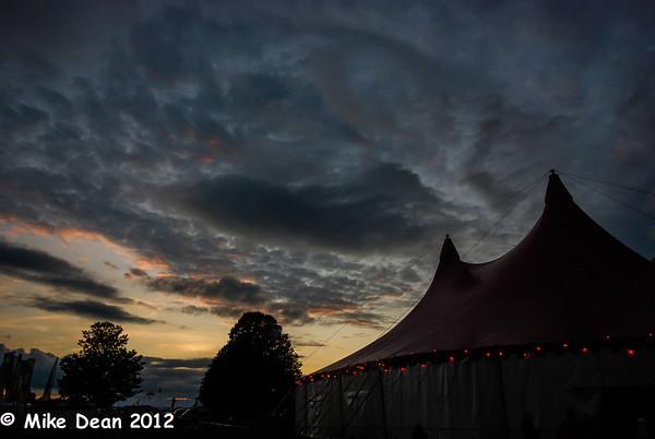 Shrewsbury Folk Festival 2012