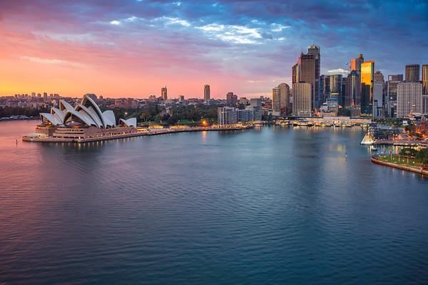 Australian Cityscapes.
