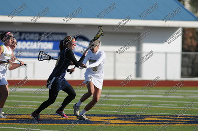 SF Girls Lacrosse vs PJP