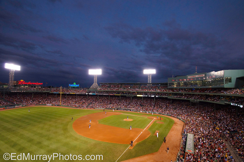 Friendly Fenway: I took a customer of mine to a Red Sox game last night...unfortunately they lost, but we had a great time. I have a couple of more shots from this game  7/25/2013