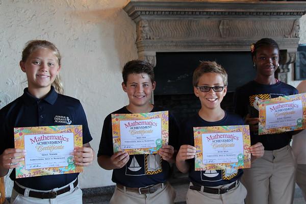 4th-6th Grade End of School Awards