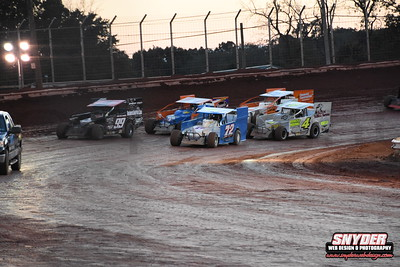10/20/18 - BAPS Motor Speedway (Candy Bowl)