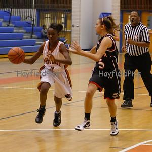 Girls Basketball JV Herndon 12/14/12