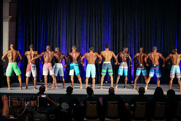 Sample Fitness Competition Gallery