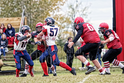 ECS v Weyburn Eagles Sep 23