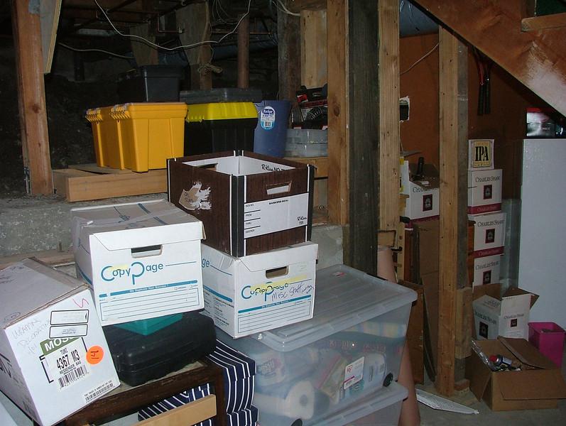 Still more storage