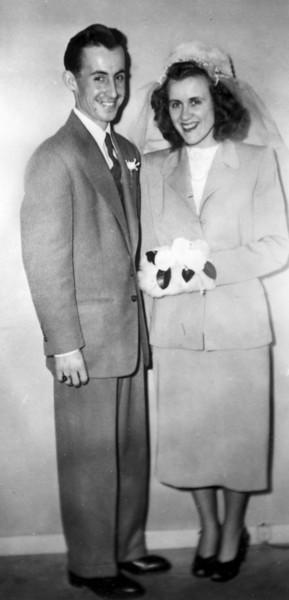 1949 Steve & Lee Erst Marriage.jpg
