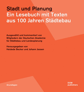 Cover Stadt und Planung