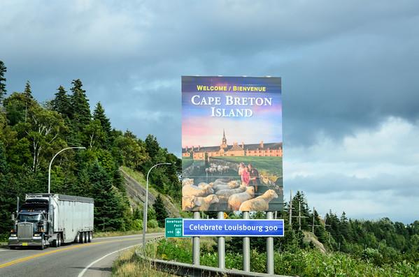 Cape Breton Day 1