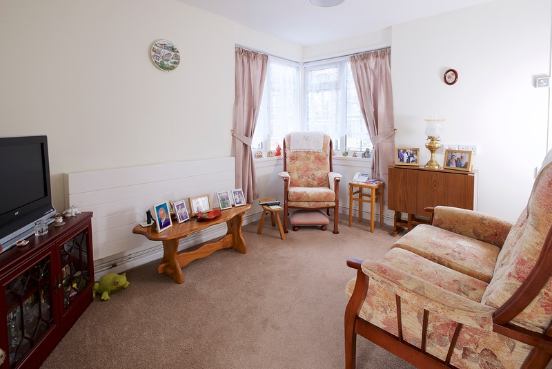Care Home and Social Housing Photography