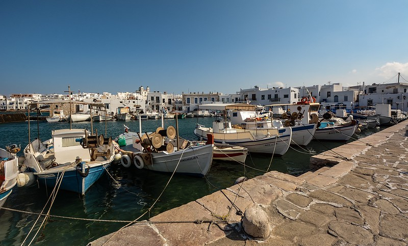 Paros - Greek Island Hopping