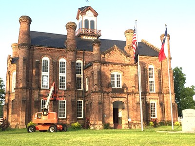 Historic 1885 Shelby County Courthouse gets much needed TLC in 2018