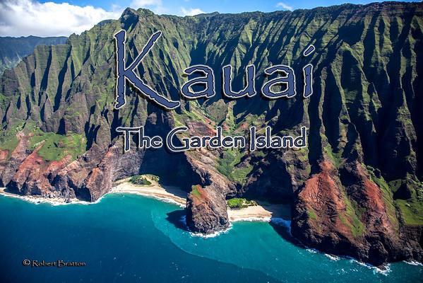 Kauai - The Garden Island of Hawaii