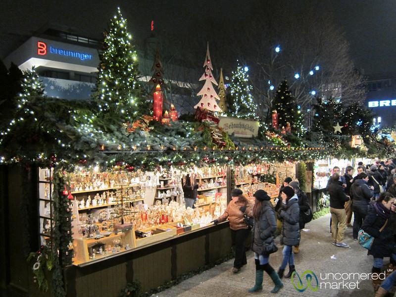 Stuttgart Christmas Market - Germany