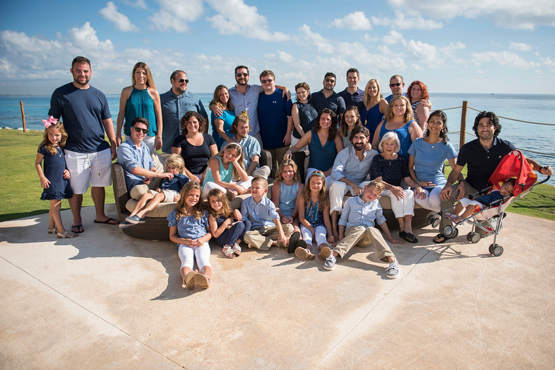Gary + Family - Hyatt Ziva, Cancun