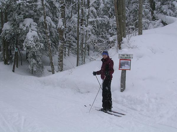 Cross Country Skiing in West Virginia - Feb 2007